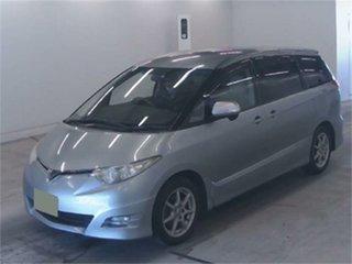 2006 Toyota Estima GSR50W Aeras G Silver Automatic Wagon