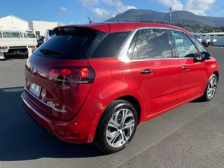 2015 Citroen C4 Picasso B7 MY15 Exclusive e-THP Red 6 Speed Automatic Wagon