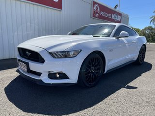 2015 Ford Mustang FM GT Fastback SelectShift White 6 Speed Sports Automatic Fastback