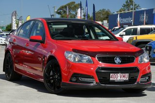 2015 Holden Commodore VF II MY16 SS V Redline Red 6 Speed Sports Automatic Sedan.