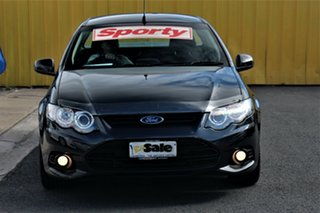 2012 Ford Falcon FG MkII XR6 Ute Super Cab EcoLPi Grey 6 Speed Sports Automatic Utility.