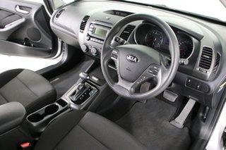 2016 Kia Cerato YD MY17 S Silver 6 Speed Auto Seq Sportshift Sedan