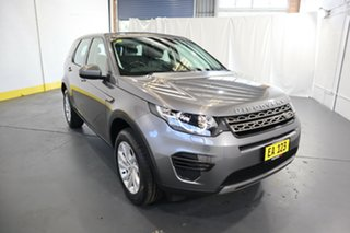 2018 Land Rover Discovery Sport L550 18MY SE Corris Grey 9 Speed Sports Automatic Wagon.