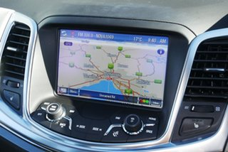2015 Holden Calais VF II MY16 V Heron White 6 Speed Sports Automatic Sedan