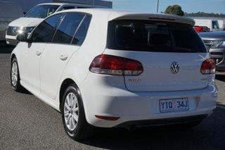 2011 Volkswagen Golf VI MY12 BlueMOTION Silver 5 Speed Manual Hatchback