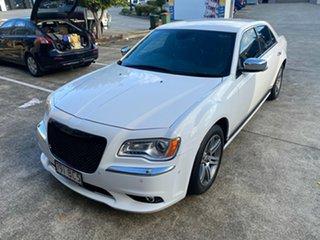 2014 Chrysler 300 MY12 C Luxury White 8 Speed Automatic Sedan.