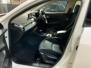 2018 Mazda CX-3 DK MY19 Maxx Sport (FWD) White 6 Speed Automatic Wagon