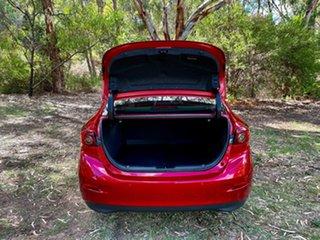 2016 Mazda 3 BM5278 Maxx SKYACTIV-Drive Red 6 Speed Sports Automatic Sedan