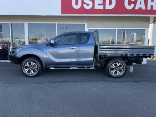 2016 Mazda BT-50 UR0YF1 XTR Freestyle Blue 6 Speed Manual Utility