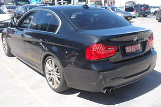 2011 BMW 3 Series E90 MY1011 323i Steptronic Lifestyle Black 6 Speed Sports Automatic Sedan