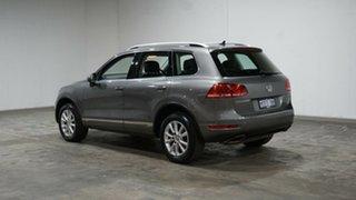 2013 Volkswagen Touareg 7P MY13 150TDI Tiptronic 4MOTION Grey 8 Speed Sports Automatic Wagon.
