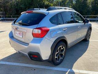 2012 Subaru XV 2.0I-L Silver Continuous Variable Wagon.