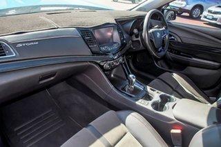 2014 Holden Commodore VF MY14 SS Storm Blue 6 Speed Manual Sedan