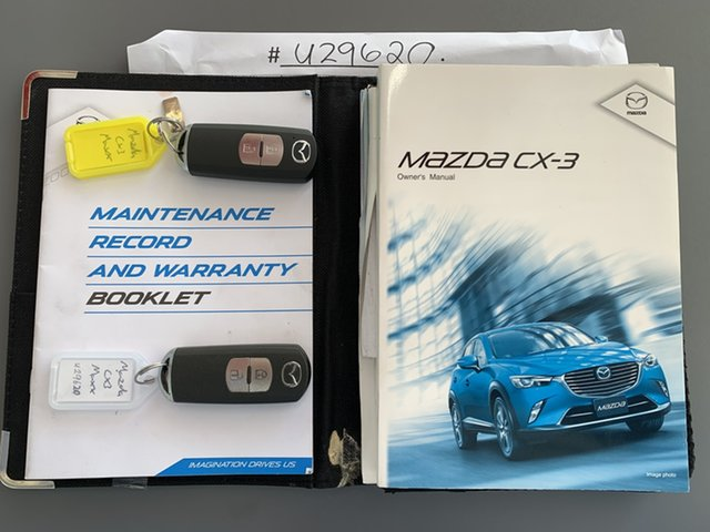 Used Mazda CX-3 DK2W7A Maxx SKYACTIV-Drive Maitland, 2015 Mazda CX-3 DK2W7A Maxx SKYACTIV-Drive Pearl White 6 Speed Sports Automatic Wagon