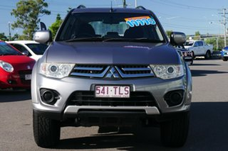 2013 Mitsubishi Challenger PC (KH) MY14 Titanium 5 Speed Manual Wagon.