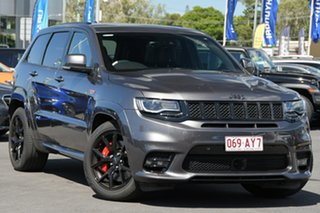 2017 Jeep Grand Cherokee WK MY18 SRT Grey 8 Speed Sports Automatic Wagon.