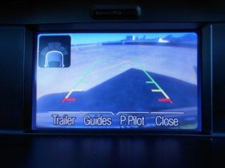 2015 Ford Kuga TF MY15 Titanium PwrShift AWD Blue 6 Speed Sports Automatic Dual Clutch Wagon
