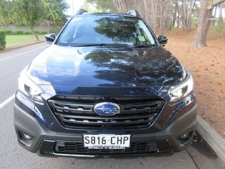 2021 Subaru Outback B7A MY21 AWD Sport CVT Dark Blue Pearl 8 Speed Constant Variable Wagon