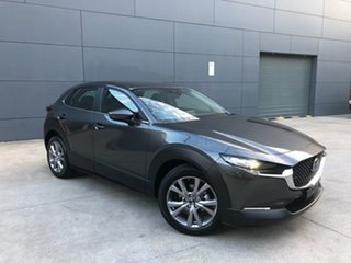2021 Mazda CX-30 DM2W7A G20 SKYACTIV-Drive Evolve Machine Grey 6 Speed Sports Automatic Wagon