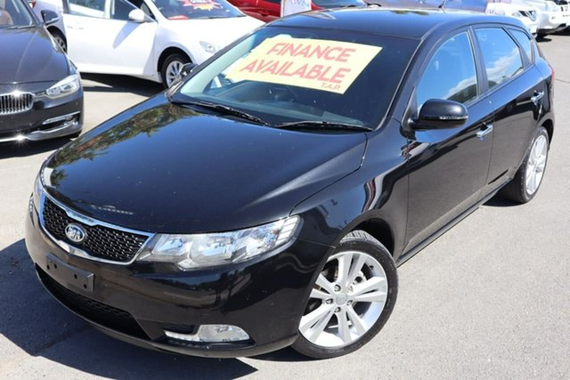 Used Kia Cerato TD MY12 SLi Moorooka, 2012 Kia Cerato TD MY12 SLi 6 Speed Manual Hatchback