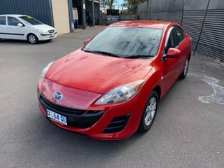 2010 Mazda 3 BL10F1 Neo Activematic Soul Red 5 Speed Sports Automatic Sedan.