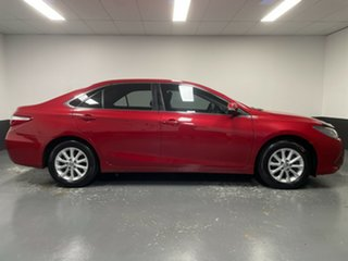 2015 Toyota Camry ASV50R Altise Red 6 Speed Sports Automatic Sedan