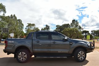2018 Ford Ranger PX MkII 2018.00MY Wildtrak Double Cab Grey 6 Speed Sports Automatic Utility.