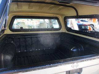 1999 Nissan Navara D22 DX (4x4) Silver 5 Speed Manual 4x4 Dual Cab Pick-up