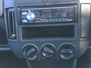2003 Volkswagen Polo 9N MY2004 Match Black 5 Speed Manual Hatchback