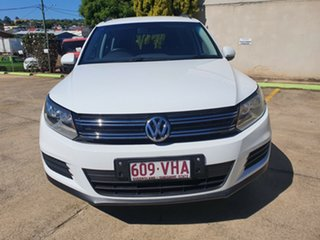 2014 Volkswagen Tiguan 5N MY14 118TSI DSG 2WD 6 Speed Sports Automatic Dual Clutch Wagon
