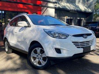 2014 Hyundai ix35 LM3 MY15 Elite White 6 Speed Sports Automatic Wagon.