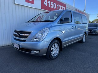 2010 Hyundai iMAX TQ-W Blue 4 Speed Automatic Wagon