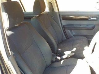 2005 Suzuki Swift RS415 Z Series Black 5 Speed Manual Hatchback