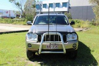 2006 Jeep Grand Cherokee WH MY2006 65th Anniversary Khaki 5 Speed Automatic Wagon.