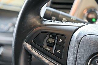 2017 Holden Calais VF II MY17 Black 6 Speed Sports Automatic Sedan