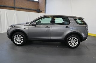 2018 Land Rover Discovery Sport L550 18MY SE Corris Grey 9 Speed Sports Automatic Wagon