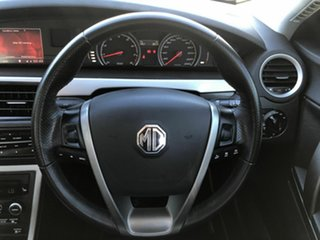 2013 MG MG6 IP2X GT TSE Black 5 Speed Manual Hatchback