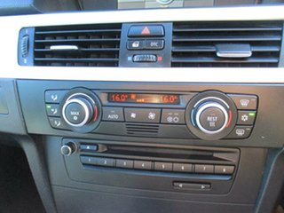 2007 BMW 3 Series E90 323i Steptronic Red 6 Speed Sports Automatic Sedan