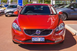 2016 Volvo V40 M Series MY16 T3 Adap Geartronic Kinetic Red 6 Speed Sports Automatic Hatchback