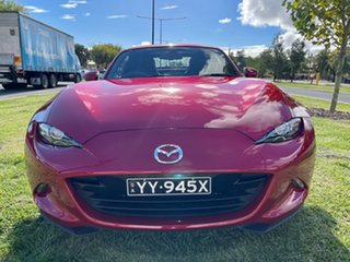 2017 Mazda MX-5 ND GT RF SKYACTIV-Drive Soul Red 6 Speed Sports Automatic Targa