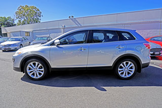2010 Mazda CX-9 TB10A3 MY10 Grand Touring Silver 6 Speed Sports Automatic Wagon