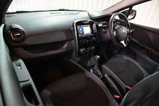 2016 Renault Clio IV B98 Dynamique EDC White 6 Speed Sports Automatic Dual Clutch Hatchback