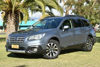 2016 Subaru Outback B6A MY16 2.5i CVT AWD Grey 6 Speed Constant Variable Wagon.