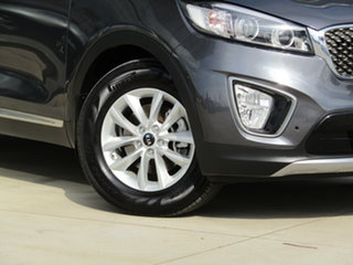 2016 Kia Sorento UM MY16 SI Grey 6 Speed Sports Automatic Wagon.
