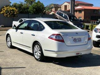 2011 Nissan Maxima J32 350 X-tronic Ti White 6 Speed Constant Variable Sedan.
