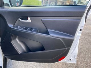 2012 Kia Sportage SL SLi White 6 Speed Sports Automatic Wagon