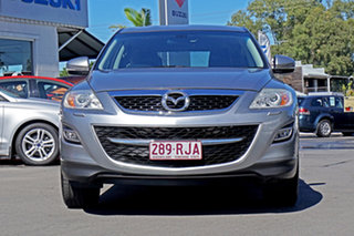 2010 Mazda CX-9 TB10A3 MY10 Grand Touring Silver 6 Speed Sports Automatic Wagon.