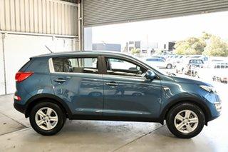 2015 Kia Sportage QL MY16 Si 2WD Blue 6 Speed Sports Automatic Wagon