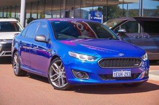 2014 Ford Falcon FG X XR6 Turbo Blue 6 Speed Sports Automatic Sedan.