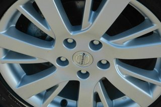 2013 Nissan Pulsar B17 TI Maroon 1 Speed Constant Variable Sedan